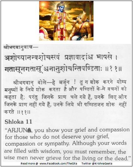 Bhagwad Geeta 2-11 - TheGita.net