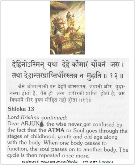 Bhagwad Geeta 2-13 - TheGita.net