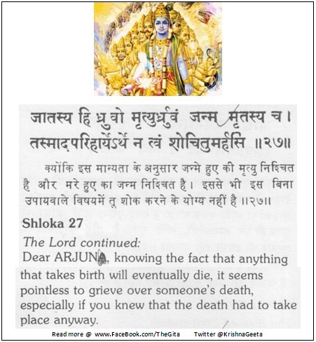 Bhagwad Geeta 2-27 - TheGita.net