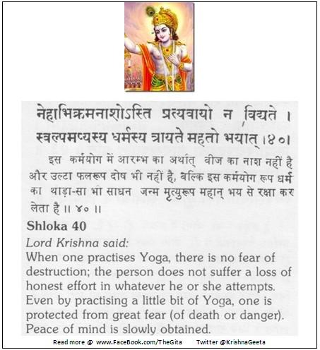 Bhagwad Geeta 2-40 - TheGita.net
