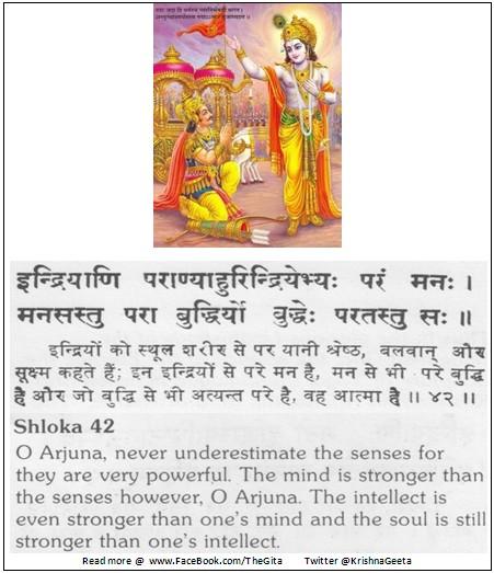 Bhagwad Geeta 4-42 - TheGita.net