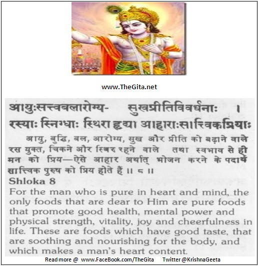 Bhagwad Geeta 17-08- TheGita.net