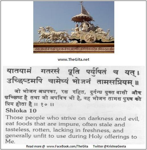 Bhagwad Geeta 17-10- TheGita.net