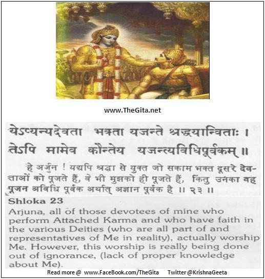 Bhagwad Geeta 9-23- TheGita.net