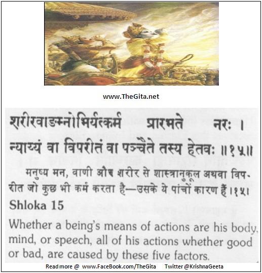 Chapter – 18 | The Gita - Shree Krishna Bhagwad Geeta