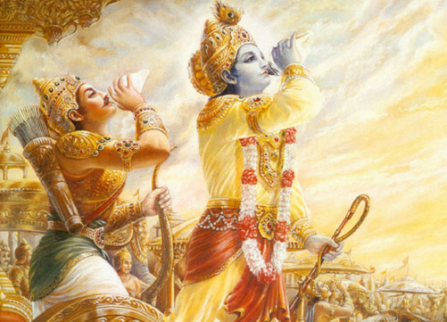The Gita - Shree Krishna Bhagwad Geeta   TheGita net